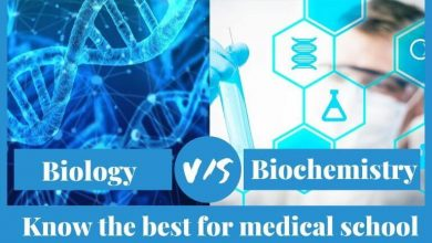 Biology vs Biochemistry