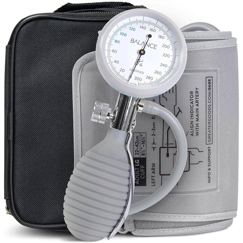 Manual Blood Pressure Monitor Kit