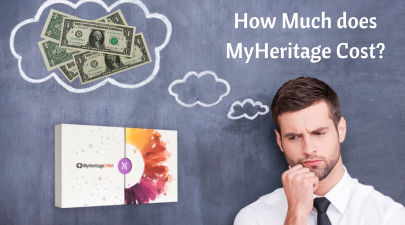 How Much Does Myheritage Cost
