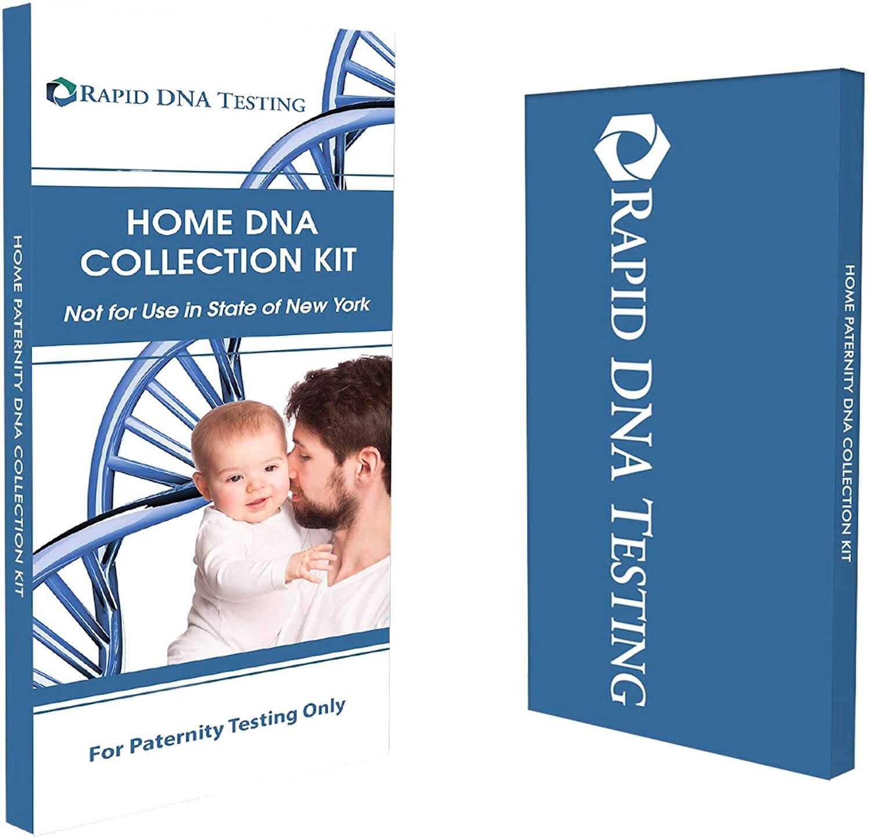 Rapid DNA Paternity Test Kit